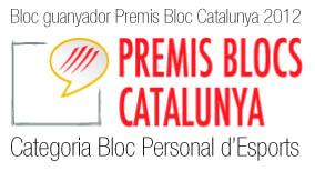 Premis Blocs Catalunya 2012