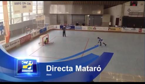 Mataró A 1 - 1 Manlleu C